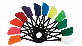 Foto de Result lanza nuevos colores para el tirador de sus cremalleras