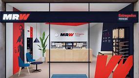 Foto de MRW renueva sus oficinas con un nuevo concepto de franquicia