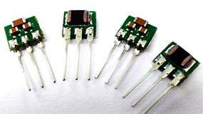 Foto de Componentes electrónicos para protección DUAL en motores eléctricos DC
