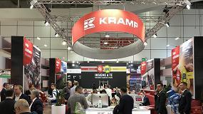 Foto de Kramp prevé superar este año los 800 M€ de facturación