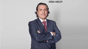 Foto de Tomás Ferández, nuevo director general de la División Industrial de Assa Abloy Entrance Systems