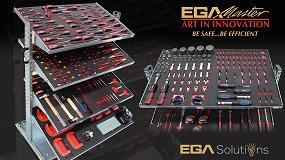Foto de EGA Master y EGA Solutions fabrican la primera estación de trabajo para CAF Power & Automation