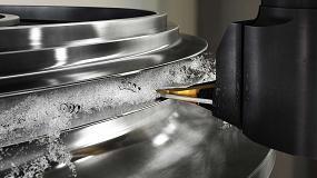 Foto de Sandvik Coromant introduce plaquitas de ranurado más estrechas en su programa CoroCut de 1 y 2 filos