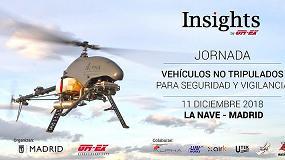 Foto de La Nave, Madrid, acogerá una jornada de vehículos no tripulados para Seguridad y Vigilancia