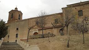 Foto de El Sistema Onduline Bajo Teja DRS protege la Iglesia de Santa María del Castillo, en Madrigal de las Altas Torres, Ávila