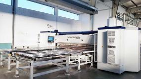 Foto de La empresa Josep Muntal instala una paneladora Schröder SPB Evolution UD en Grupo Repro