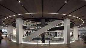 Foto de BMLD ilumina el Centro Comercial Diagonal Mar