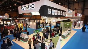 Foto de Retelec salda con éxito su participación en Matelec 2018