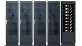 Foto de Las tecnologías Li-Ion aumentan el rendimiento de los UPS