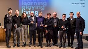 Foto de Entrega de 'Living Places – Premio Simon de Arquitectura', en su segunda edición