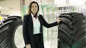 Foto de Entrevista a Lucia Salmaso, consejera delegada de BKT Europe
