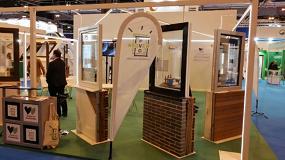 Foto de Asoven PVC divulga en Veteco el papel de la carpintería de PVC en los ECCN