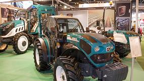 Foto de Arbos enriquece la gama de tractores especializados