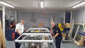 Foto de La ventana Renova70 de Centroalum obtiene la certificación RC2 de seguridad