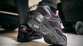 Foto de Flexibilidad, ligereza y confort con el zapato Galio Dalia de Paredes Seguridad