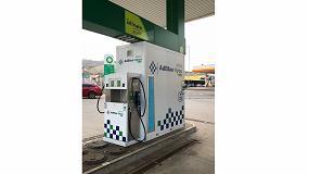 Foto de GreenChem instala 75 equipos de suministro de Adblue para turismos y furgonetas en estaciones de servicio españolas