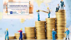 Foto de Principales conclusiones del I Observatorio Salarial en los profesionales de la Seguridad y Salud Laboral