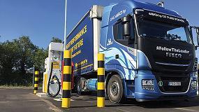 Foto de BioLNG Euronet impulsa la descarbonización del transporte europeo por carretera