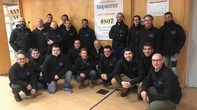 Foto de Knauf Industries supera los 800 días sin bajas laborales