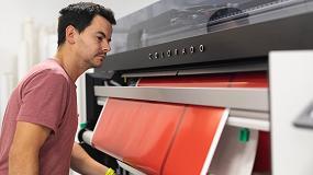 """Foto de Canon: """"La tecnología UVgel potencia el crecimiento de negocio para los proveedores de servicios de impresión"""""""