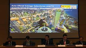 Foto de Los EnerTIC Awards 2018 galardonan los proyectos y directivos comprometidos con la eficiencia energética