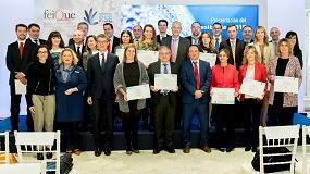 Foto de Covestro recibe un galardón de Feique por su trabajo en materia de sostenibilidad