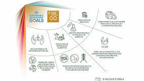 Foto de Vinventions se compromete con los Objetivos de Desarrollo Sostenible de la ONU