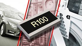 Foto de Nueva serie LTR50 de resistencias SMD de película gruesa de alta potencia y bajo valor óhmico