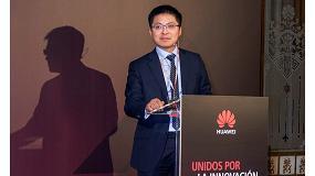 Foto de Huawei reafirma su apuesta por seguir contribuyendo al desarrollo de la economía digital en España