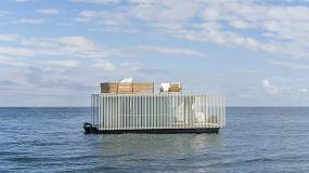 Foto de Cerramientos Technal en 'Punta de Mar', un alojamiento flotante