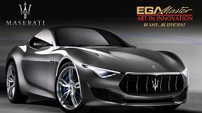 Foto de Maserati apuesta por las herramientas EGA Master