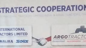 Foto de La india International Tractors Limited fabricará para Argo Tractors