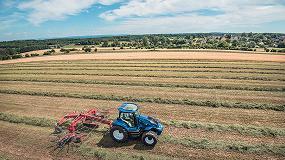 Foto de Los Good Design premian al tractor New Holland impulsado por metano