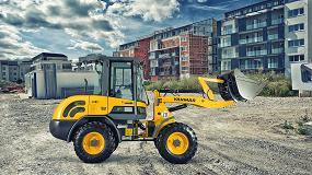 Foto de Yanmar Construction Equipment Europe lanza una nueva pala cargadora compacta