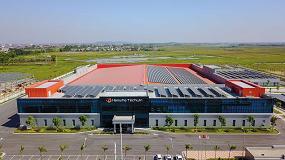 Foto de Hanwha Techwin inaugura una nueva fábrica en Vietnam