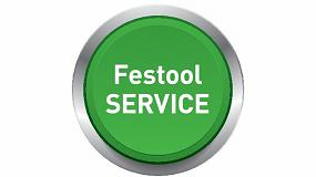 Foto de Festool Service mejora su rendimiento con nuevas funciones
