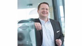 Foto de Entrevista a Stefan Kappaun, vicepresidente ejecutivo de desarrollo químico de Durst
