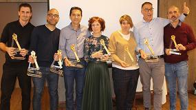 Foto de EGA Master entrega sus galardones 'Egas de Oro 2018'