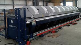 Foto de La empresa Josep Muntal instala una nueva plegadora Biegemaster XBend en Córdoba