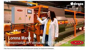 Foto de Toro Equipment presenta su nuevo Filtro Prensa Automático Draco FPA 120/50 de ejecución cerrada