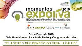 Foto de El cuarto 'Momento Expoliva' se centra en salud y gastronomía