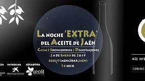 Foto de Geolit acogerá 'La Noche Extra de Aceite de Jaén' de Citoliva