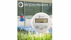 Foto de Automatizaciones de Enjoy-Motors para la gestión eficiente de la protección solar