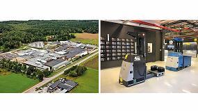 Foto de El Foro Económico Mundial reconoce a la planta de Sandvik Coromant como espacio avanzado de Industria 4.0