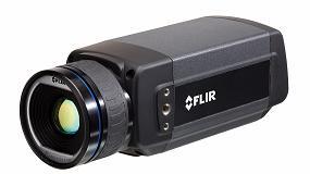 Foto de Visión artificial: elegir y colocar con cámaras termográficas Flir