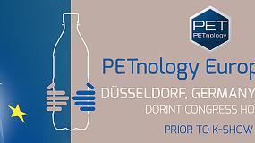 Foto de PETnology Europe 2019, antes de la K 2019