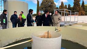 Foto de Fomento y Medio Ambiente pone en marcha dos nuevas depuradoras en Valladolid