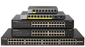 Foto de Netgear amplia su gama de switches para pymes