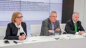 Foto de El presidente de FER, Ion Olaeta, asegura que la Economía Circular es una ventaja competitiva para las empresas recuperadoras de Gipuzkoa