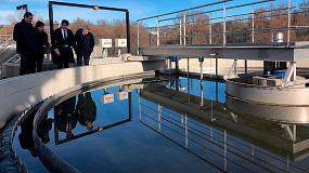 Foto de Los municipios zamoranos de Galende y Cobreros cuentan con una nueva infraestructura para la depuración de sus aguas